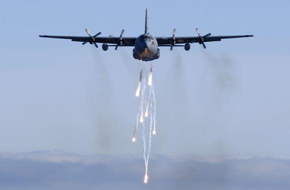 Pesawat angkut C-130 Hercules