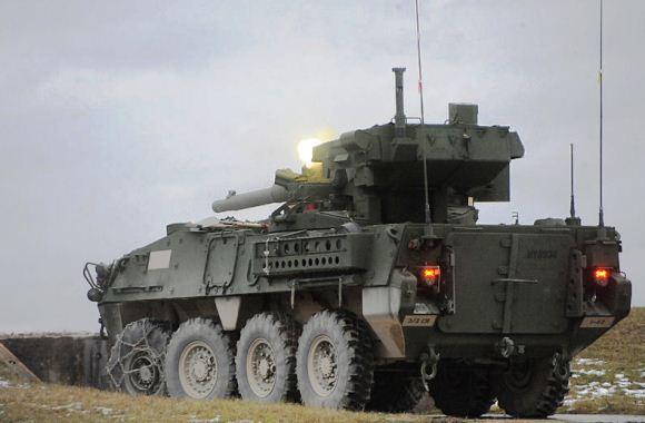 Kendaraan tempur Stryker